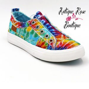 Blowfish Malibu's Play Tie-Dye Fashion Sneaker